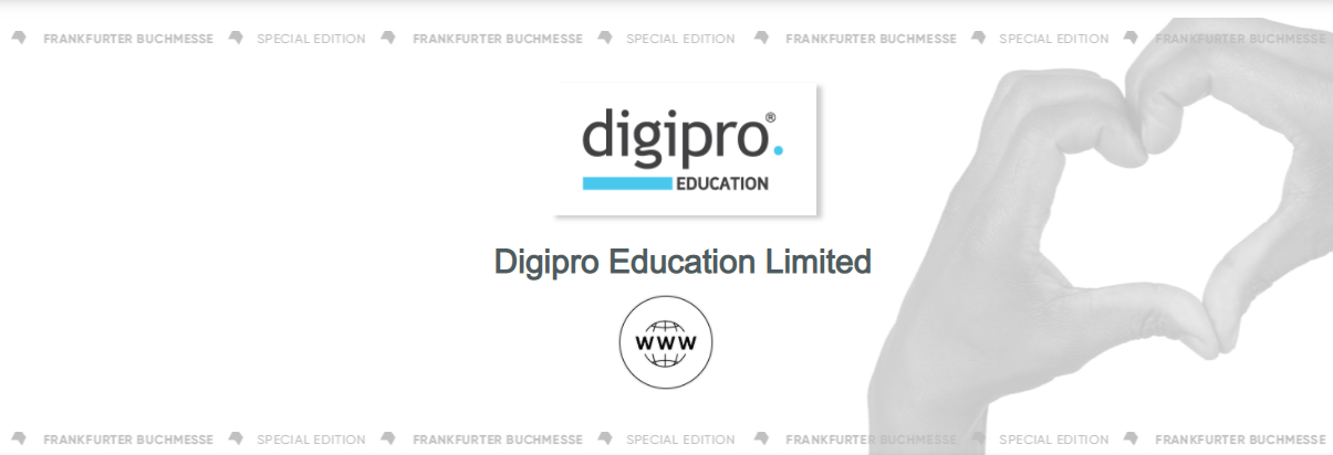 Digipro Education at Frankfurt Book Fair