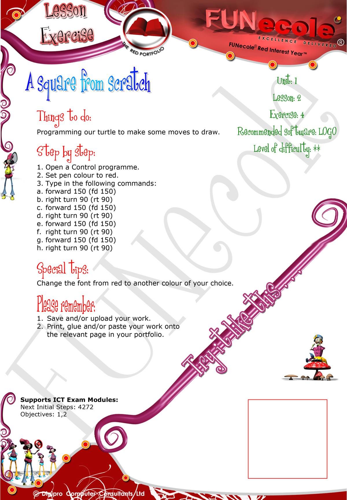Charming Ict Homework Sheet Sheets Printable For Year ...