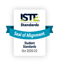 iste digipro seal of alignment