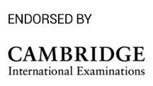 endorsed by Cambridge International Examinations