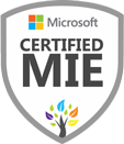 certified microsoft innovative educator organisation