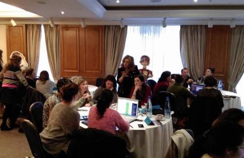 Teaching And Learning With Mobile Tech From Kindergarten to Early Primary Years, Hilton Nicosia February 2016