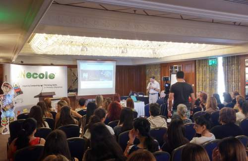 Technology and modern education at Hilton Nicosia  with Mr Nicos Ioannou