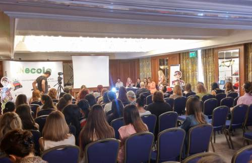 Technology and modern education at Hilton Nicosia - Panel Questions