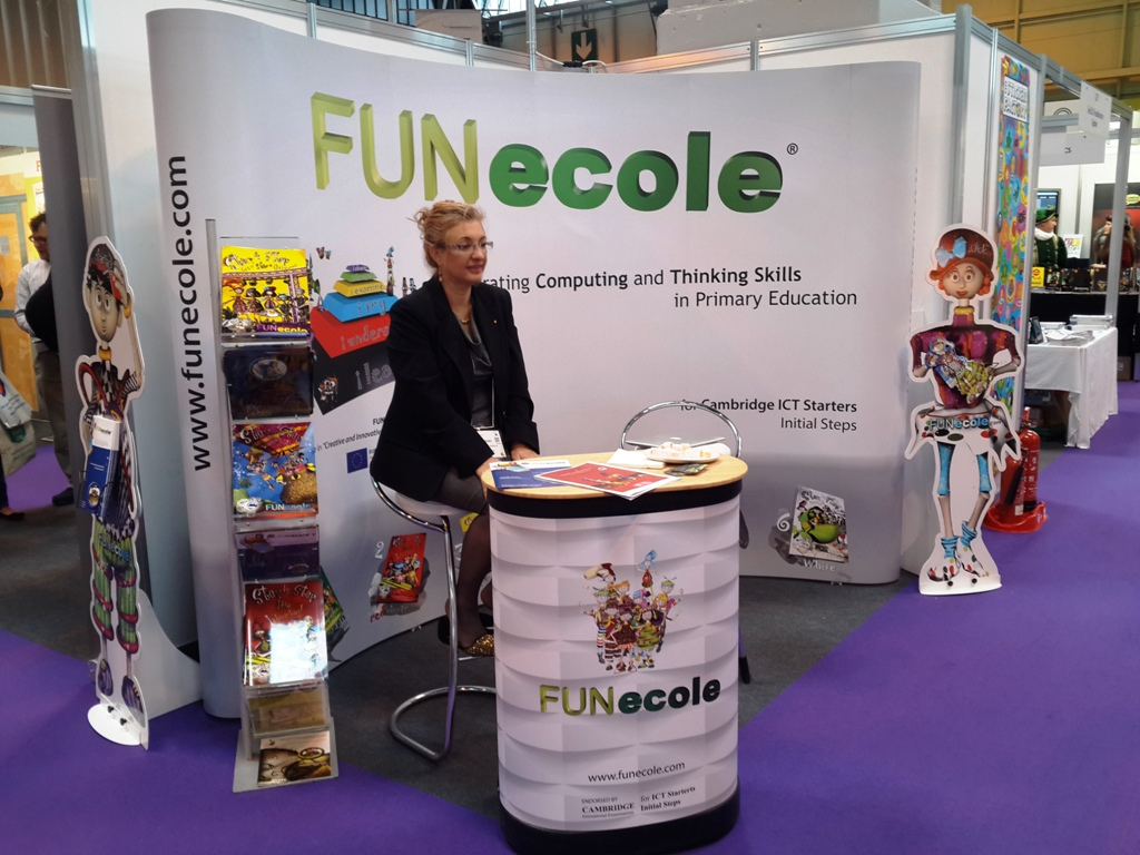 FUNecole® @ Education Show 2014
